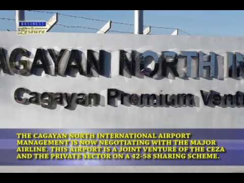 CAA Granted New Certificate To Cagayan North Int'l Airport - Bizwatch