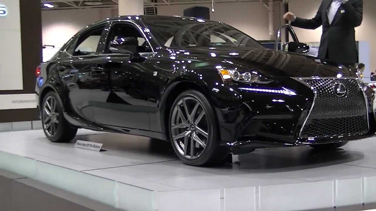 new 2014 lexus is 250 350 f sport youtube. Black Bedroom Furniture Sets. Home Design Ideas