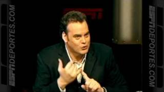 Frente a Frente David Faitelson vs Fernando Schwartz.