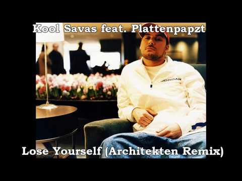 Kool Savas feat. Plattenpapzt  - Lose Yourself