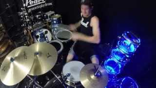 Download Video Metallica - For Whom The Bell Tolls - Drum Cover MP3 3GP MP4