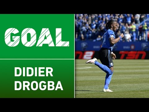GOAL: Didier Drogba wins it in stoppage time for Montreal