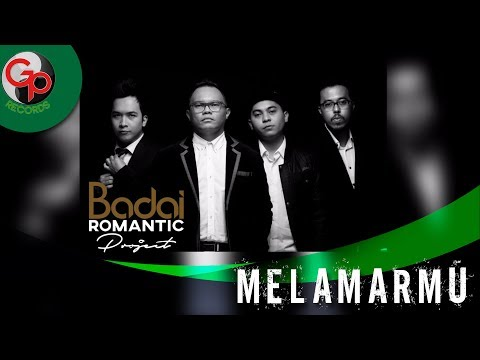 Badai Romantic Project - Melamarmu (Official Audio)