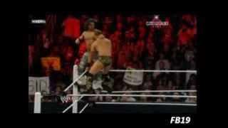 The Miz vs John Morrison Highlights - Falls Count Anywhere