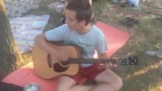 Половинка-под гитару и  скрипку(Танцы-Минус)