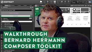 Walkthrough: Bernard Herrmann Composer Toolkit