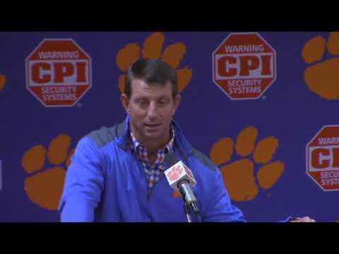 TigerNet: Dabo Swinney previews South Carolina