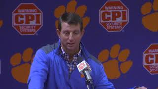 TigerNet: Dabo Swinney previews South Carolina