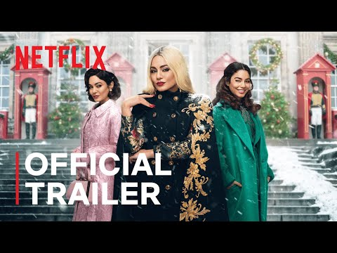The Princess Switch 3: Romancing The Star   Official Trailer   Netflix