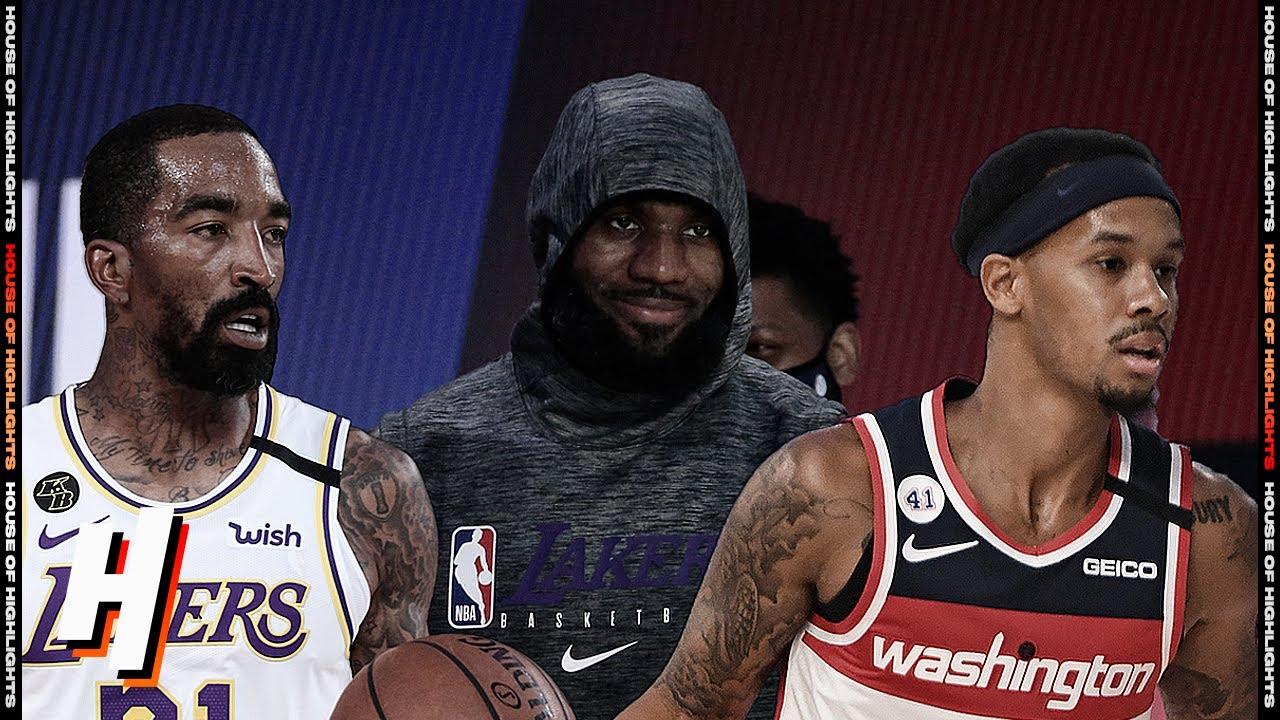Washington Wizards vs Los Angeles Lakers - Full Game ...