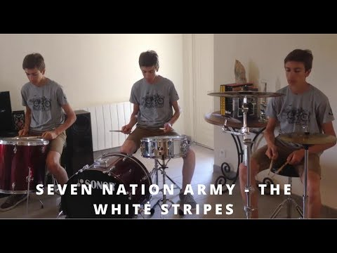 Seven Nation Army - The White Stripes - YouTube