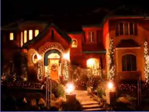 Sacramento Christmas Light Show - Professional Installation