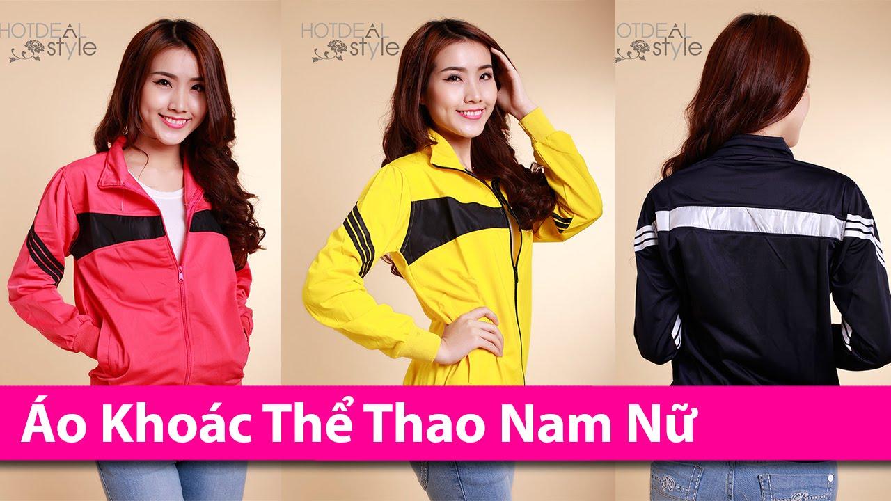 Áo Khoác Thể Thao Nam Nữ – Áo Khoác HCM chuyên áo khoác thời trang AoKhoacHCM.com