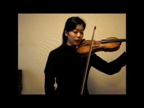 【正しい姿勢で】バイオリンレッスン Good Violin Playing Posture