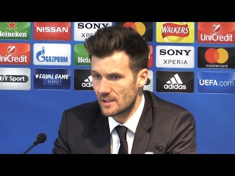 Manchester City 1-2 Basel (5-2) - Raphael Wicky Full Post Match Press Conference - Champions League