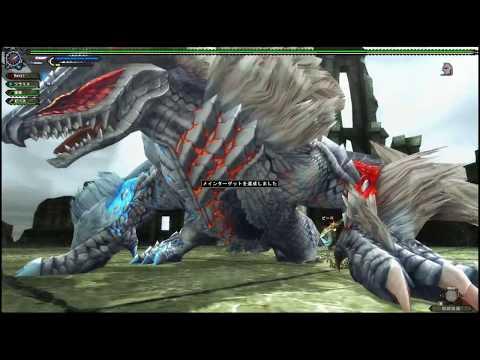 Monster Hunter Frontier Z: G Rank Eruzerion (エルゼリオン) 10th Anniversary Special Monster [4K]
