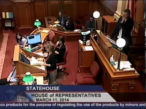 House of Representatives - LD34 - 11 Mar 2014