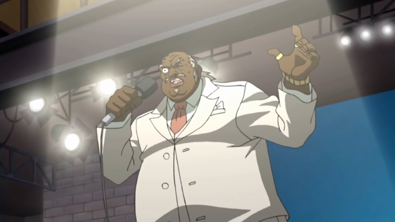 Download The Boondocks (S01E15) - The Passion of Reverend Ruckus Full Episode