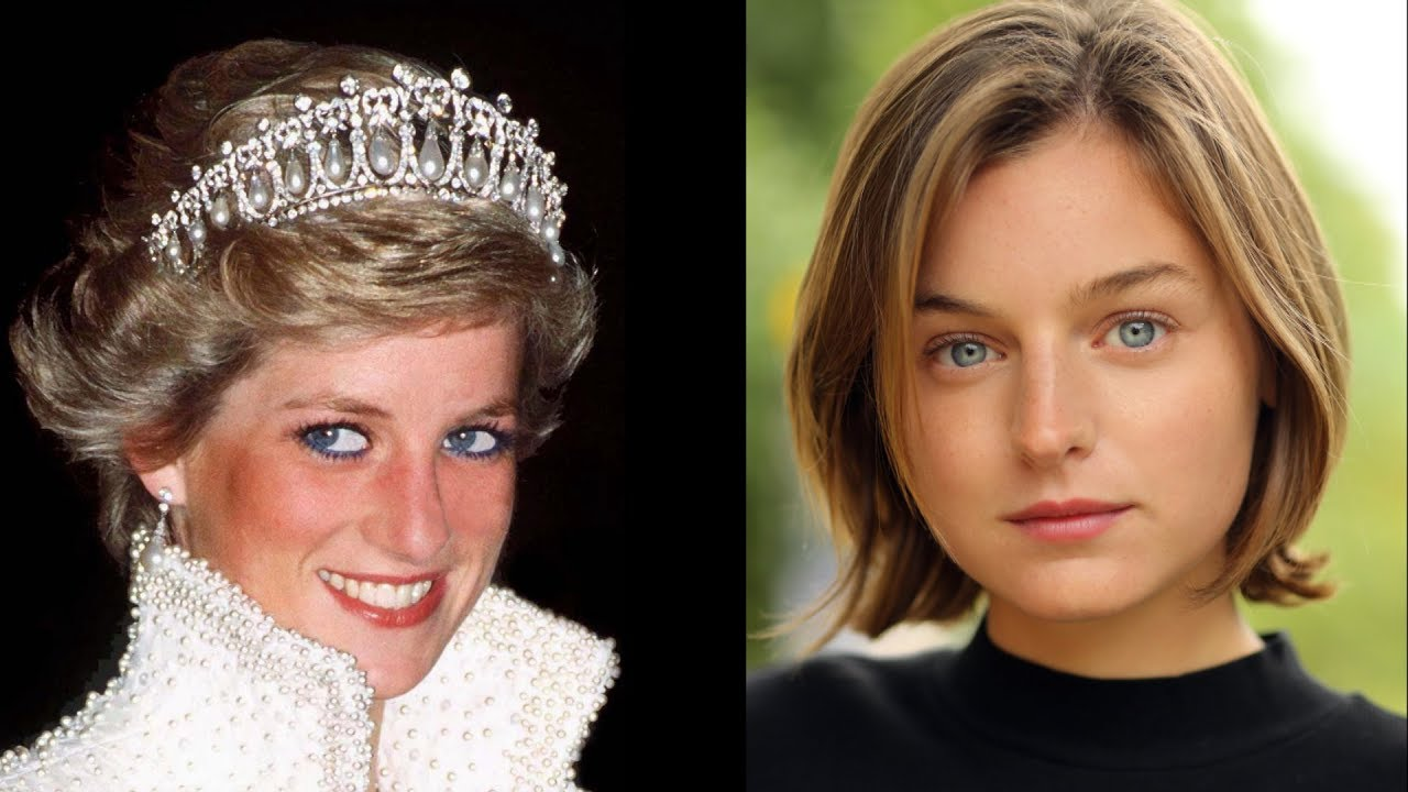 netflix announces who will play princess diana in the crown youtube netflix announces who will play princess diana in the crown
