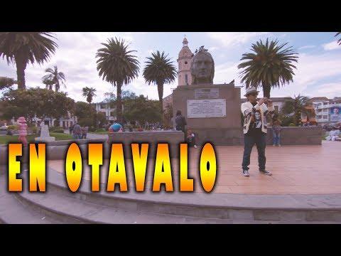 EN OTAVALO _ Music Of Ecuador _ Flutes  _ OTAVALO _ ECUADOR