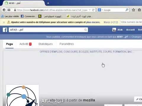 Comment Changer Le Nom De La Page Facebook Apres 200 Fans Youtube