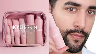KYLIE JENNER SKIN REVIEW - Cleanser, Walnut Scrub,Toner, Serum, Eye Cream, Moisturiser ✖ James Welsh