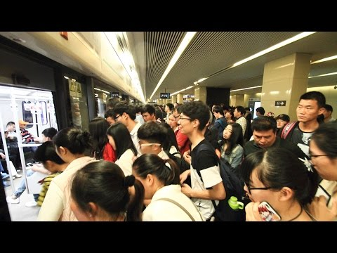 13.59 million passengers travel via train on first day of Labor Day holiday