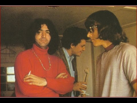 Jerry Garcia & Jorma Kaukonen - Airplane House Jam 1969