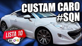 10 CARROS QUE APARENTAM CUSTAR CARO, MAS NA VERDADE SÃO BARATOS (by inscritos - OLX)
