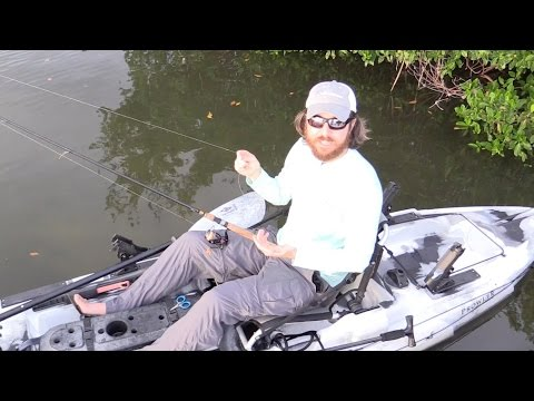 FG Knot: How To Tie The FG Knot Quickly While In A Kayak