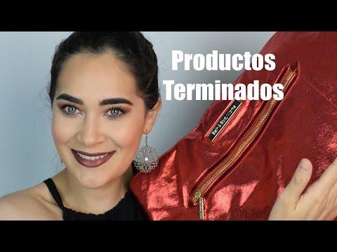 Productos Terminados / Empties No.9/ Carla Calvo