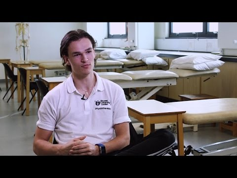 Vetle, Norway   Physiotherapy international student