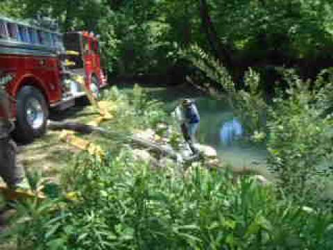 Part 12 - Rural Water Supply Drill - Shelby County, Alabama - May 2016