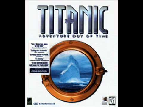 Grand Staircase Music A Deck  Titanic Adventure out of Time