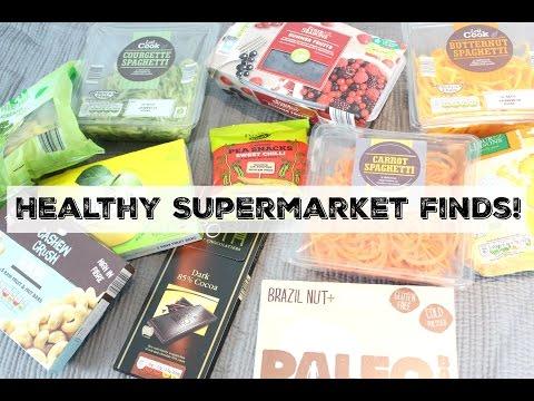 Healthy Supermarket Finds.. Episode 1 Aldi!