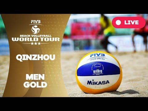 Qinzhou 3 -Star 2017 - Men Gold - Beach Volleyball World Tour