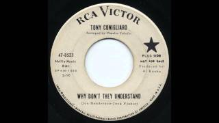 Tony Conigliaro - Why Don