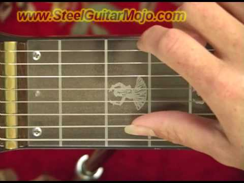 c6 low lap steel guitar tuning lesson youtube. Black Bedroom Furniture Sets. Home Design Ideas