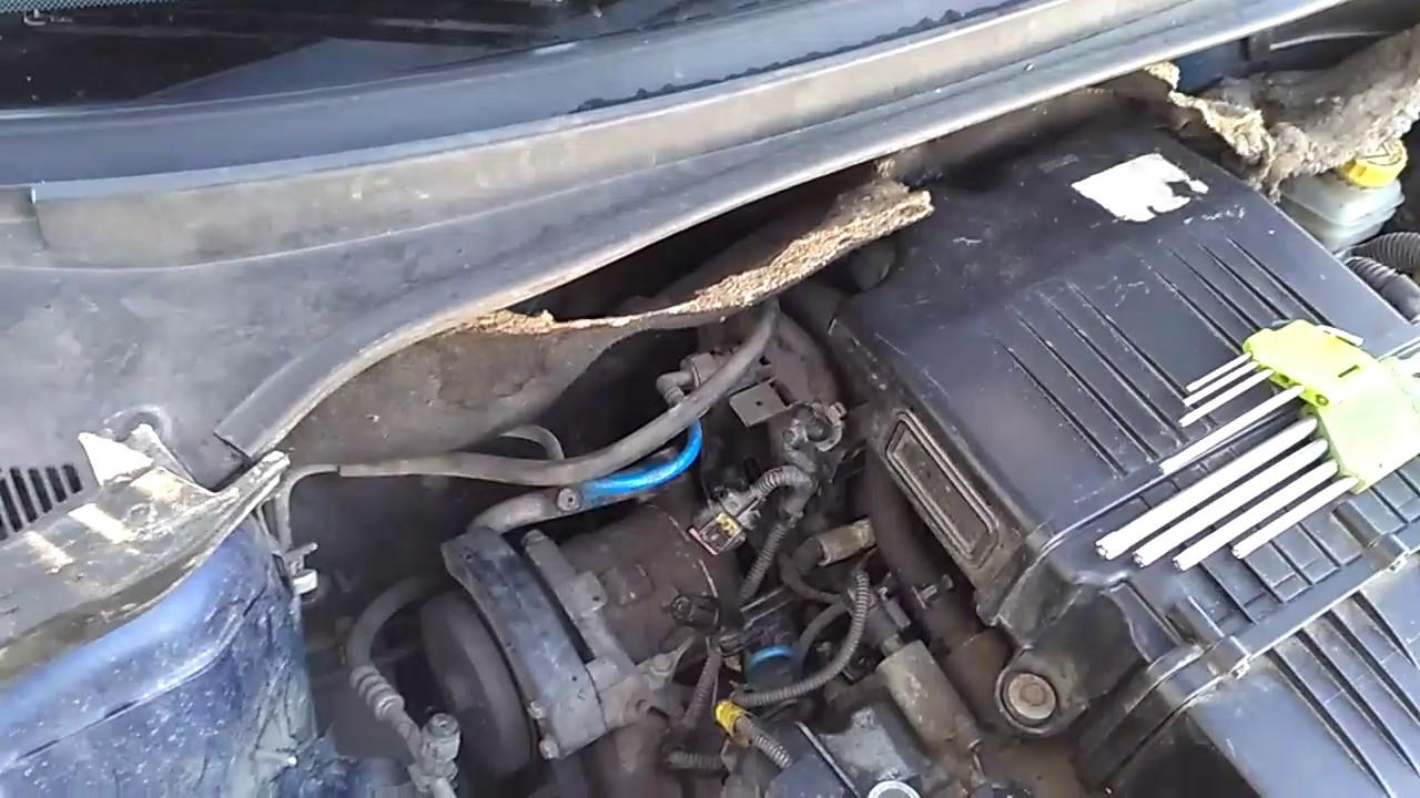fiat doblo 1.4 двигатель не заводится