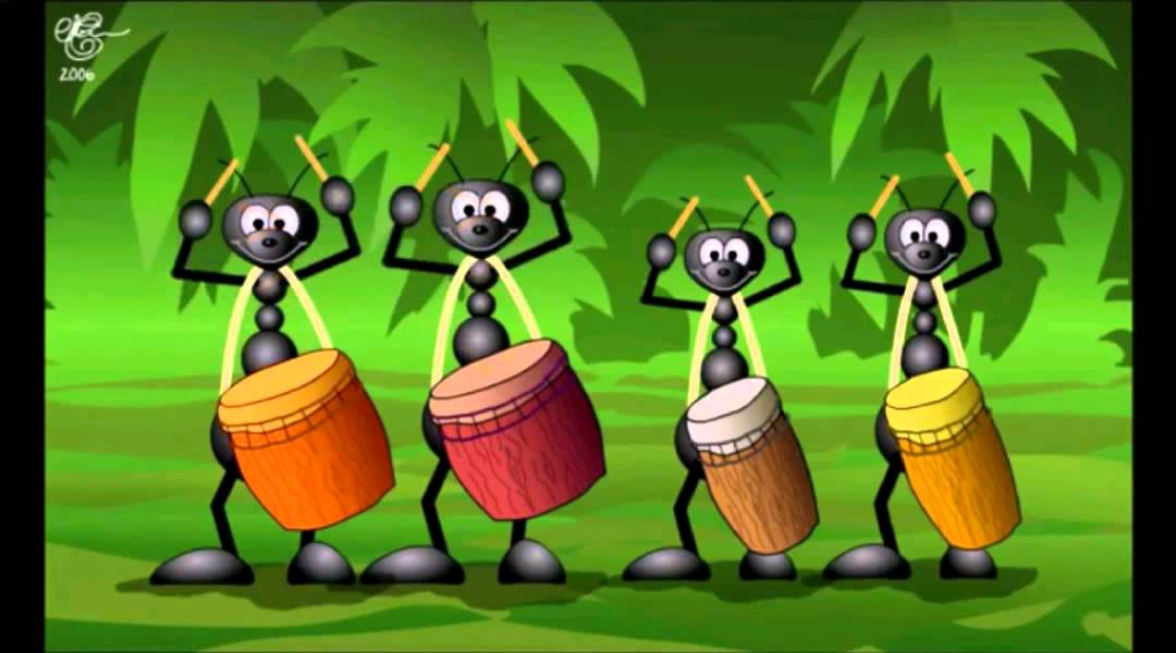 картинка с муравьями поздравляем всё будет