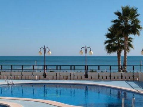 Vente appartement  vendre Calpe bord de mer Espagne Annonces immobilires vente Calpe  YouTube