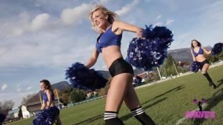 Shine's Girls - Football Américain : Diables Bleus VS Gones