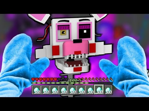 Realistic Minecraft - BECOMING FUNTIME FREDDY'S BON BON !? - (Minecraft Roleplay)