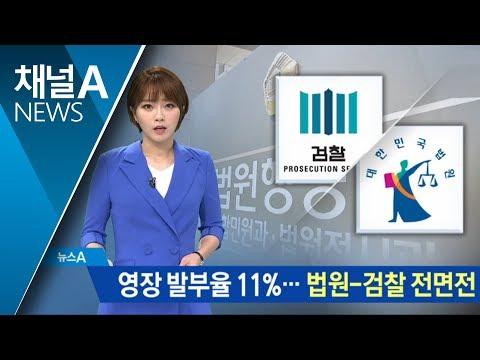 검찰 영장 기각 불만에…법원 '검사 출신 영장판사'   뉴스A