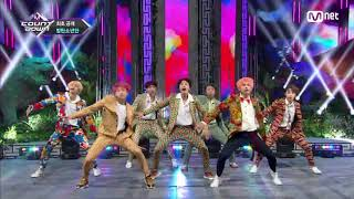 Download lagu BTS (방탄소년단) - IDOL @M COUNTDOWN MP3