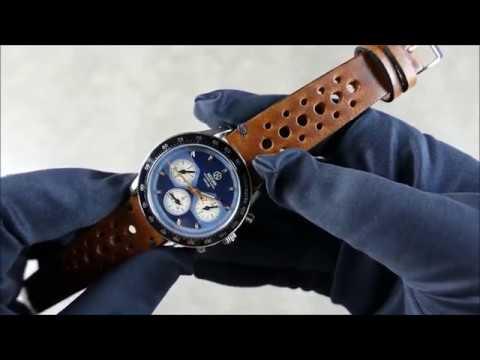 On The Wrist, From Off The Cuff: Nezumi Studios – Voiture, Vintage Inspired Meca-Quartz Chrono