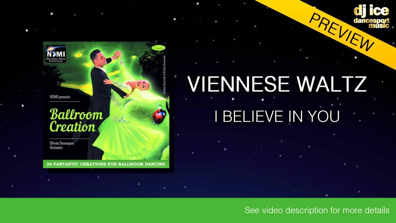 VIENNESE WALTZ | Dj Ice - I Believe In You (59 BPM) - YouTube