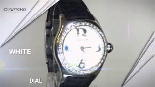 See this pre owned Corum Bubble 163 150 20 Boutique 18k White Gold Diamond Quartz Watch