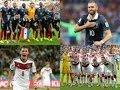 Frankreich VS Deutschland  •FIFA World Cup 2014• Promo[04-07-2014] HD