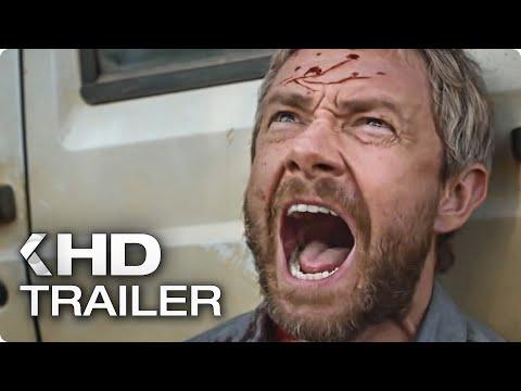 CARGO Trailer German Deutsch (2018)
